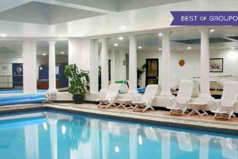 Cisswood House Hotel - Spa Access and Two Treatments - Save 0%