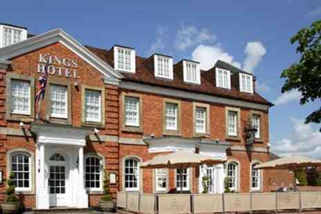 Kings Hotel - One or Two Nights Stay for Two with Meals - Save 0%