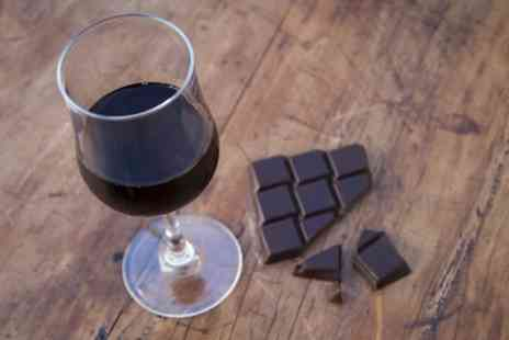 The Solent Wine Experience - Tutored Tasting of Six Wines with Chocolate Platter - Save 0%