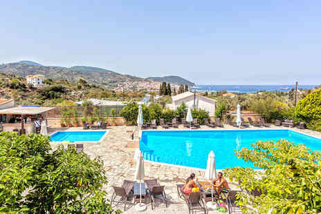 Skopelos Hotel and Spa - Five Star Stay in a Garden View Room - Save 24%