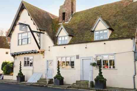 The Dog Inn - Dinner & Overnight Stay for 2 near Canterbury - Save 21%
