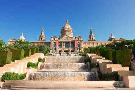 Crystal Travel - Two or three night spa break in Barcelona including flights - Save 50%