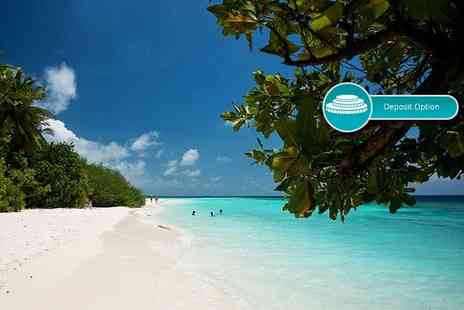 Crystal Travel - Seven or ten night all inclusive Maldives stay including flights and speedboat transfers - Save 22%