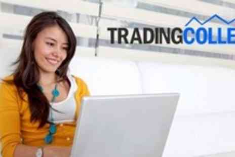 Trading College - Online Beginners Trading Course - Save 90%