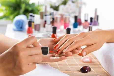 Sheer Bliss - Luxury manicure - Save 44%