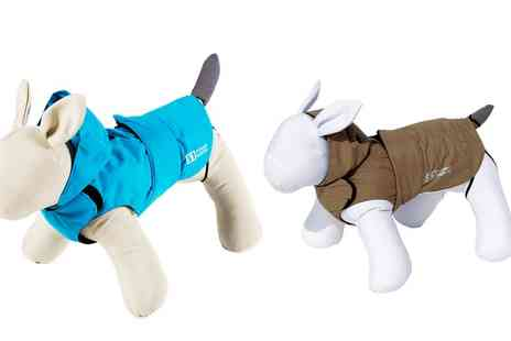 Groupon Goods Global GmbH - 51 Degrees North Dog Coats - Save 0%