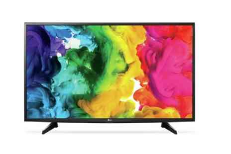 Groupon Goods Global GmbH - LG 49UH610V 49 Inch Web OS Smart 4K Ultra HD TV with HDR Include Free Delivery - Save 10%
