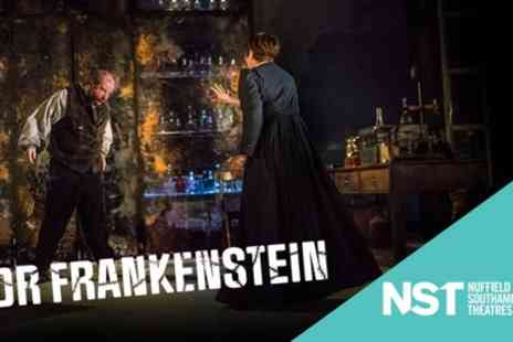 NST - Dr Frankenstein One Band C Ticket - Save 44%