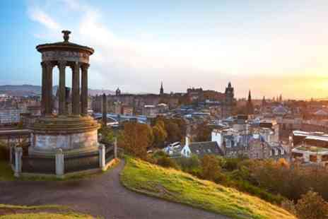 Thistle Knights Tours - Tales of Edinburgh Tour for Two or Four - Save 70%
