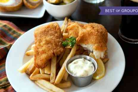 Relentless - Fish and Chips for Two or Four - Save 0%
