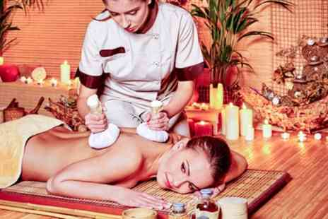 Navana World Massage - Pamper Package of Choice - Save 48%