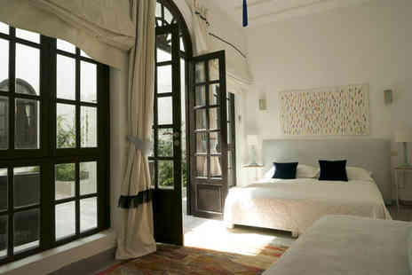 Riad Sapphire and Spa - Morocco Stay in a Junior Suite - Save 45%