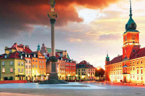 The Westin Warsaw - Five Star Stay in a Deluxe Room - Save 60%