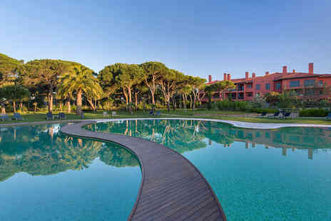 Sheraton Cascais Resort - Five Star Stay in a Deluxe Suite with Garden View or Garden Access - Save 72%