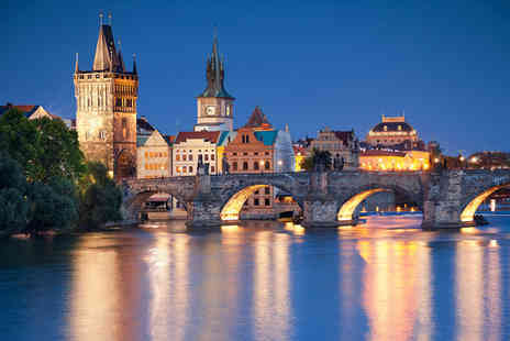 Corinthia Hotel Prague - Five Star Stay in a Deluxe Queen Room with City View - Save 78%