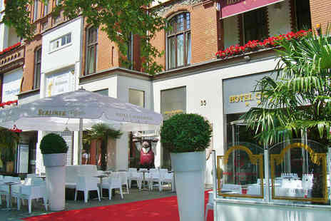 Hotel California am Kurfurstendamm - Four Star Stay in a Standard Double Room - Save 58%
