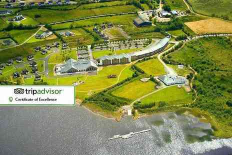Lough Allen Hotel and Spa - Two night stay for a family of four with dinner, breakfast and two €20 spa vouchers - Save 0%