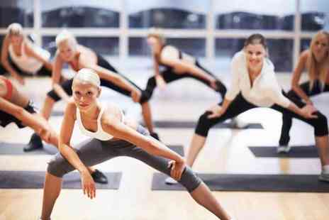 Yourstyle Fitness - Five fitness classes - Save 73%