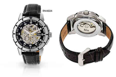 Idealdeal - Reign Philippe mens watch choose from six designs - Save 87%