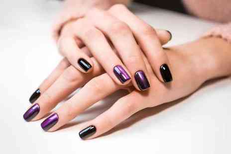 Uptown Beauty - Shellac manicure or include a Shellac pedicure - Save 57%