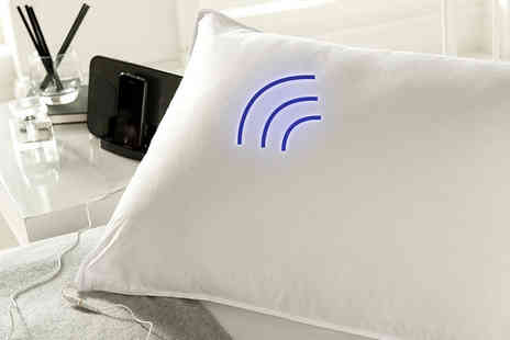E Bedding - Sound Asleep Original Speaker Pillow - Save 50%