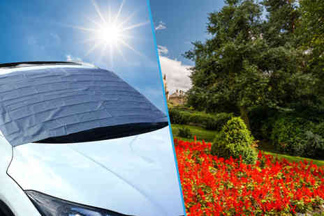 Zenith Wholesale - Magnetic windscreen cover - Save 80%
