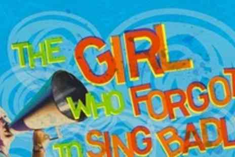 Southbank Centre - Southbank Centre Tickets to Family Show The Girl Who Forgot to Sing Badly - Save 42%