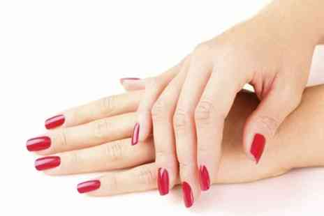 Ethike Nail Spa - Shellac Manicure, Pedicure or Both - Save 40%
