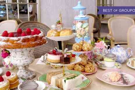 Fait Maison - Regular or Gluten Free Afternoon Tea with Mocktail Each for Two or Four - Save 64%