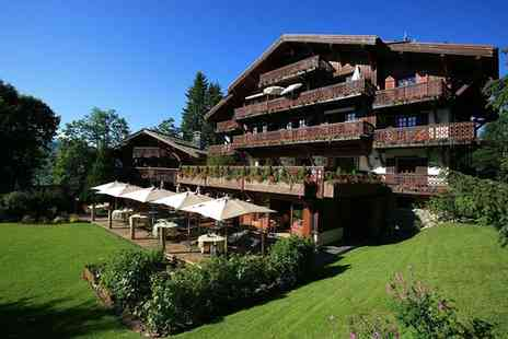Chalet du Mont d Arbois - Five Star Stay in a Standard Mountain Room - Save 66%