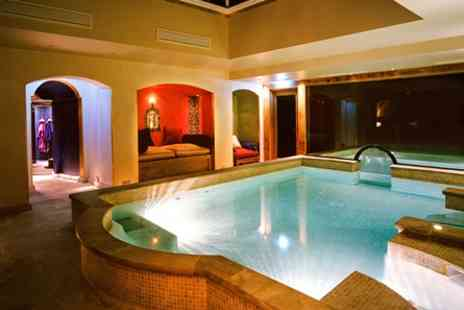 Bannatyne Charlton House Hotel - One Night Midweek Heavenly Bliss Spa Break with Prosecco and Dinner for Two - Save 37%