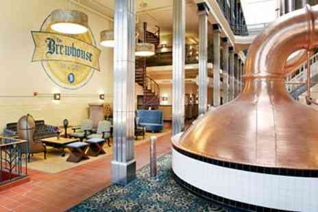 Brewhouse Inn & Suites - Milwaukees Brewhouse Suites with PBR & Parking - Save 0%