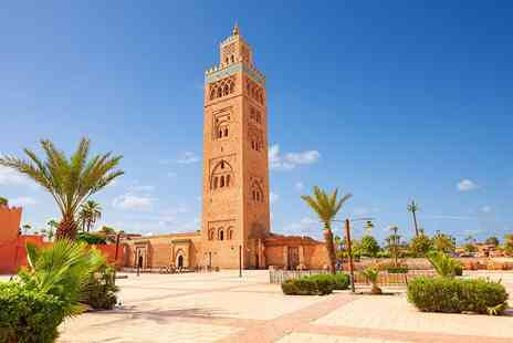 Weekender Breaks - Two, three or four night Marrakech stay with breakfast and flights - Save 54%