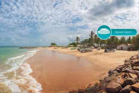 Affordable Luxury Travel - Seven night all inclusive 4 Star Sri Lanka stay including flights - Save 38%