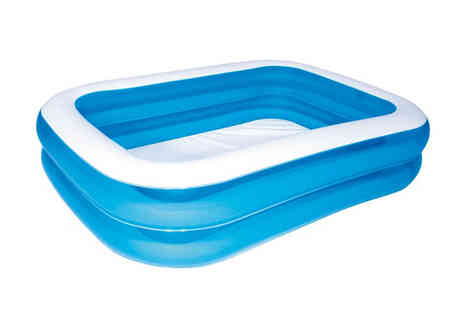 Ckent - Heavy duty inflatable pool - Save 44%