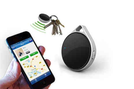 eTrading Group - Smart valuables tracking sensor for iPhone and Android with live tracking - Save 67%