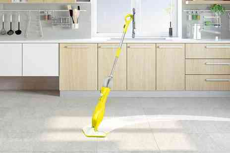 Groundlevel - Five in One steam mop - Save 82%