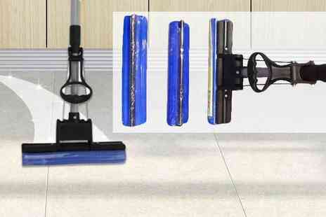 Ckent - Expandable super sponge mop - Save 56%