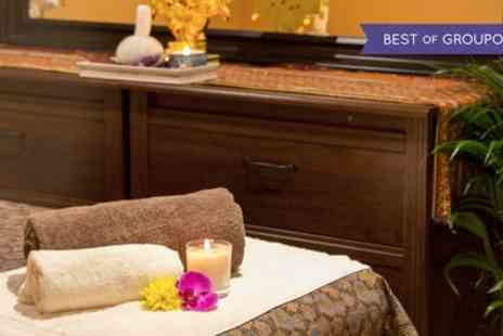 Serena Beauty And Spa - Thai Traditional or Aromatherapy Massage - Save 44%