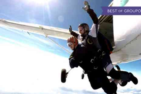 Skydive Academy - 7,500ft Tandem Skydive - Save 0%