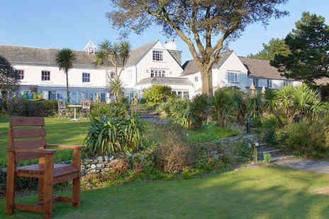 Talland Bay Hotel - Four Star Stay in a Sea View Classic Room pus Breakfast - Save 0%