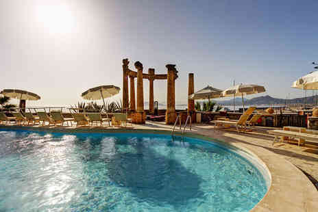 Grand Hotel Villa Igiea - Five Star Stay in a Deluxe Room Sea View Room - Save 59%