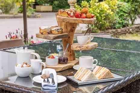 AA Rosette Arbor Restaurant - Champagne Afternoon Tea for Two - Save 0%