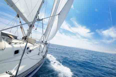 Active Nation - Sailing Experience for One or Two - Save 34%