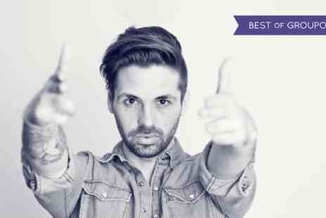 Ben Haenow UK Tour - Ticket to Ben Haenow UK Tour on 23 to 29 March - Save 40%