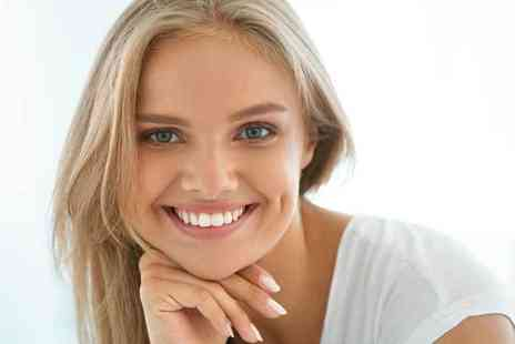 Capital Dental - Cear fixed braces on the top or bottom arch - Save 53%