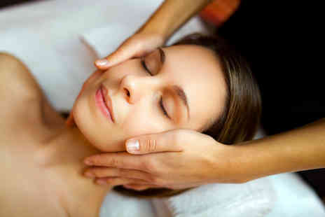 Pampered Mind & Body - One hour luxury phytomer city life facial including a decollete, arm and hand massage - Save 82%