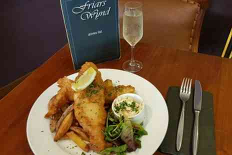 Friars Wynd - Lunch for Two or Four - Save 0%