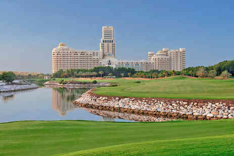 Waldorf Astoria - Five Star Stay in a Deluxe Golf View Room with Balcony - Save 60%