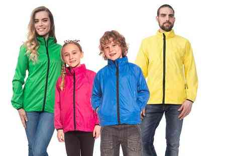 Dream Price Direct - Kids or adults mac in a sack choose from six colours - Save 60%